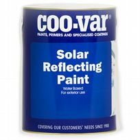 Coo-Var Solar Reflecting Paint White